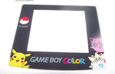 Pokemon Screen for Nintendo Pokemon Gameboy Color Yellow New Replacement
