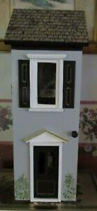 vintage 2 story dollhouse plus furniture
