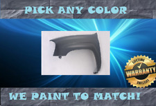 Painted to Match! Left Side LH Fender For 2002-2009 Chevy Chevrolet Trailblazer
