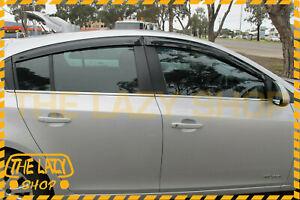 Weather shields Weathershields for Holden Cruze Hatch 5D 11-16 Sun Visors T