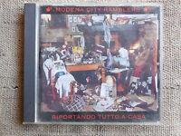 Modena City Ramblers – Riportando Tutto A Casa - cd