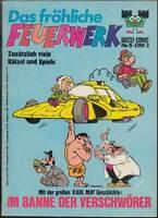 Das fröhliche Feuerwerk Band 5 Karl May: Im Banne der Verschwörer (1972) Z 2