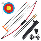 Archery Recurve Bow and Arrow Youthbow Set Beginner for Outdoor Teens and Kids