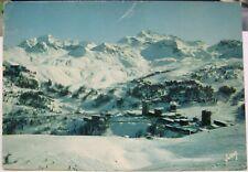 France La Plagne Villages Les Glaciers - posted 1984