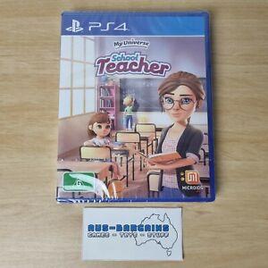 My Universe - School Teacher - NEW + SEALED - PS4 PlayStation 4 AUS