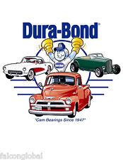 Chrysler Dodge 301 331 354 392 HEMI Dura-Bond Cam Bearing Set 1951-1958