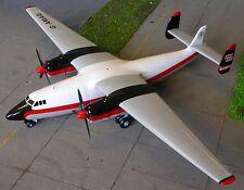 Airspeed AS.57 Ambassador Dan Air Airplane Desktop Kiln Dry Wood Model Regular