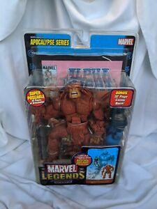 Sasquatch Marvel Legends Toybiz Apocalypse BAF