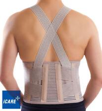 Beige Abdomen Braces/Orthosis Sleeves
