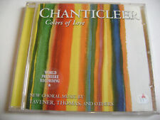 Chanticleer - Colors of Love / CD