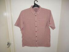 Kathmandu Short Sleeve Button-Front Casual Shirts for Men