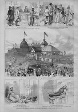 REPUBLICAN NATIONAL CONVENTION AT CHICAGO EXPOSITION BUILDING DELEGATES HOTELS