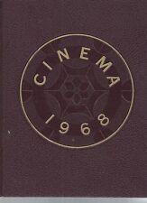 Lakewood High School Lakewood Ohio Cinema 1968