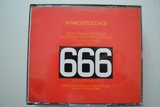 Aphrodite's Child - 666 - 2 CD fatbox made in Germany Vertigo no ifpi red swirl