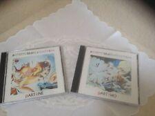 Dire Straits Alchemy Live CD Parts 1 & 2 1984 Phonogram Warner Bros