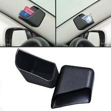 2X Titulaire Boîte de rangement voiture chargeur de téléphone Cradle  Bag Pocket