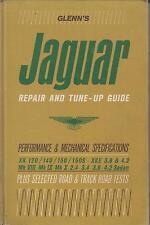 JAGUAR MK2 MK8 MK9 MK10 XK120 XK140 XK150 E-TYPE 3.8 4.2 (1948-65) REPAIR MANUAL