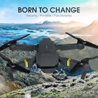 HOT Eachine E58 WIFI FPV 2MP Camera Foldable Arm RC Drone Quadcopter Toy Gift sf