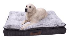 PETFACE Ultimate Luxury Memory Foam Pet Bed - LARGE Size
