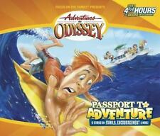 Passport To Adventure (Adventures in Odyssey #19) by AIO Team