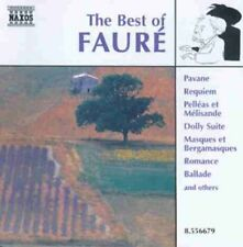 Jean Faure & Orchestre, Treya Quartet - Best of Faure [New CD]