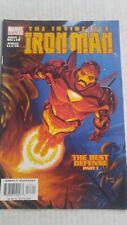 The Invincible Iron Man #73 December 2003 Marvel Comics