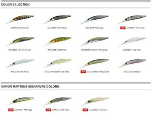 Duo Realis 100DR Deep Diving Jerkbait - Choose from NEWEST COLORS