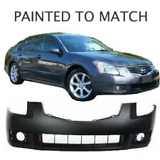 Painted to Match - Fits 2007 2008 2009 Nissan Maxima Front Bumper