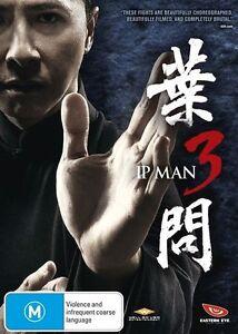 Ip Man 3 (DVD, 2016)