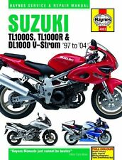 Haynes M4083 Repair Manual for 1997-04 Suzuki TL1000S / R & DL1000 V-Storm