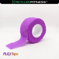 FLEXTape Purple Athletic Sports Thumb Tape CrossFit Weightlifting Hookgrip UK