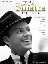 Frank Sinatra Anthology Piano Vocal Guitar Sheet Music