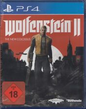 Wolfenstein 2 II: The New Colossus - PS4 - NEU & OVP