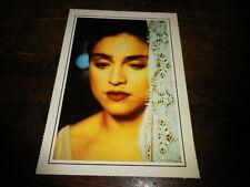 MADONNA - Carte en papier / Paper Card !!! N°7 !!!