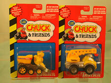 Tonka-Chuck & Friends 1 :64 scale  by Maisto