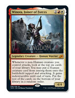 Winota, Joiner of Forces - Ikoria: Lair of Behemoths - NM - English - MTG