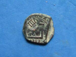 Superb PREMIUM  Spanish Cobb Coin  1619 / 1641