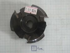 N°R1  porte outils molettes toupie défonceuse - 12 mm GUHDO SHAPER CUTTER