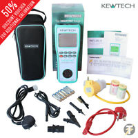 Kewtech SMARTPAT battery operated PAT Tester   Run Leakage Test and extras KIT6U
