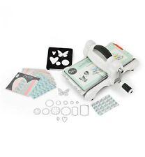 BIG SHOT Starter Kit Starterkit *NEU* SIZZIX Prägemaschine Stanzmaschine 661545