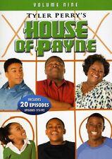 Tyler Perry's House of Payne, Vol. 9 [3 Discs] (2012, DVD NIEUW)3 DISC SET
