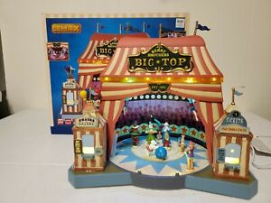 Lemax Village Collection Berry Brothers Big Top