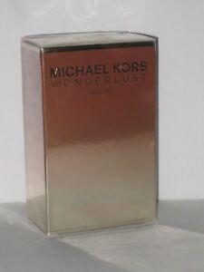 MICHAEL KORS WONDERLUST SUBLIME (WHITE FLORAL) EDP SPRAY 100 ml SEALED-NEW!
