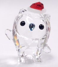 HOOT HAPPY HOLIDAYS ANNUAL EDITION 2017 CHRISTMAS OWL SWAROVSKI CRYSTAL #5286202