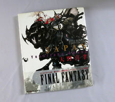YOSHITAKA AMANO Final Fantasy JAPAN Illustration Works Book 1st Print w/OBI RARE