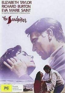 The Sandpiper DVD Elizabeth Taylor Richard Burton New and Sealed Australia