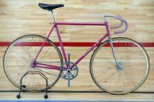 Mercier Vintage Track Bike 55cm Campagnolo Record Pista Team BiC Mavic Cinelli