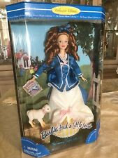 Barbie Had a LittleLamb 1998 Collectors Edition ( first of the nursery rhyme)