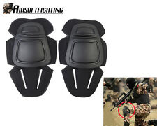 Military Airsoft Tactical Ourdoor Combat V3 Protective Set Gear Knee Pad Black A