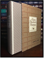The Complete Sherlock Holmes New Sealed Deluxe Slipcase Unabridged Gift Hardback